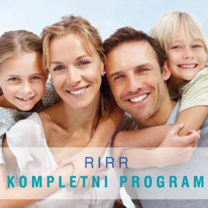 RIRR kompletni program